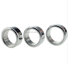cock ring stainless steel cock locked sex toys masturbator adult product
