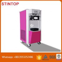Trade assurance chinese factories low consumption ice cream machine