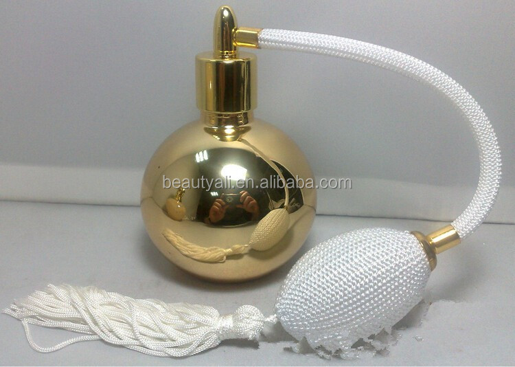 High quality New Design Hot Sale perfume bottle bulb atomizer