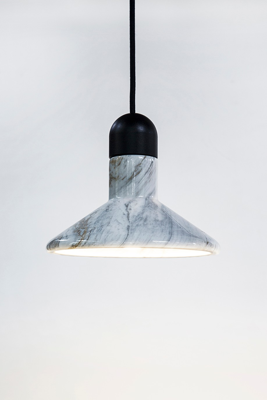 SHANG Pendant lamp Modern Marble Pendant Lamps lava Lighting for cafe restaurant office dining room
