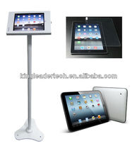 New Designed 9.7 inch Android Tablet Freestanding Display with Clear Tablet Protector