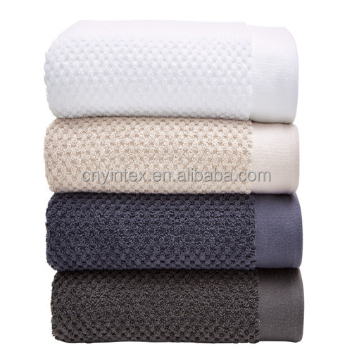 Hot sale custom bamboo bath towel manufacturer in China