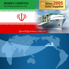 Competitive Sea Freight Shipping Rates to Iran from China