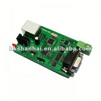 RS232 RS485 serial to TCP/IP ethernet server module converter ( ethernet to RS232 modue) 485 to ethernet