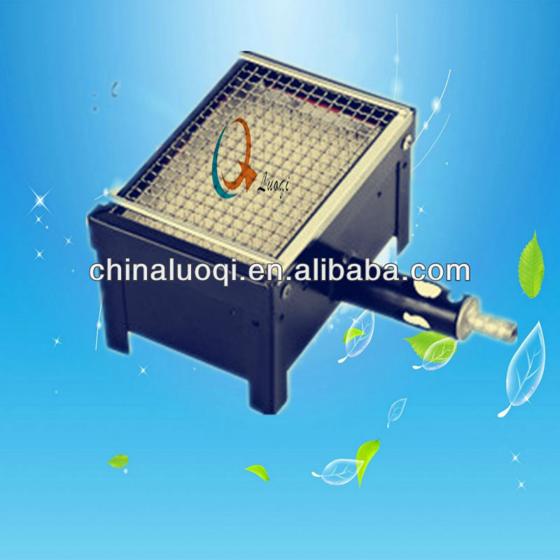 mini portable camping picnic LPG/NG gas oven/BBQ/heater 1500w
