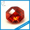 High quality charming best price tangerine jewelry cz stone