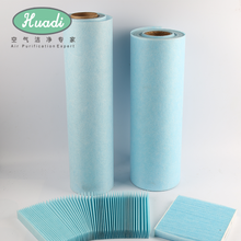 PET Synthetic Non Woven Fabric Cloth Material for Automotive filters