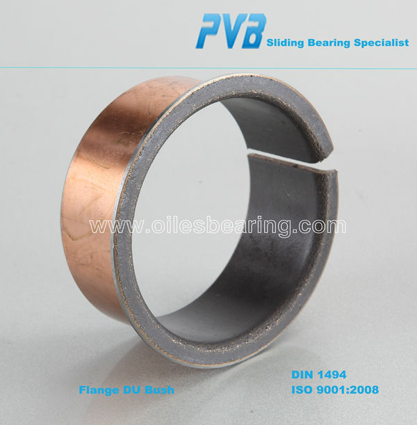 PAF P10 DU Flange Bearing,DU TFF Bearing Sliding Bearing,Door Hinge Bushing China Supplier