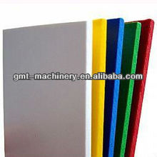 PP,PE,PVC,ABS thick plate extrusion line