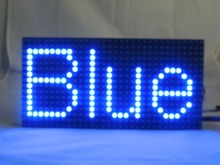 Message Board P10 Outdoor Single Color Traffic Led Sign Wholesale Price Display