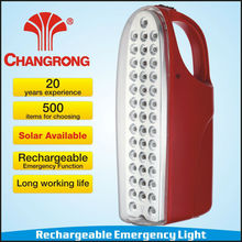 emergency camping lantern rechargeable lamp 42pcs led