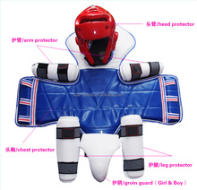 safety high quality taekwon-do protector sports safety for adult/kid