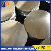 Manufacture cold rolled 304 stainless steel circle