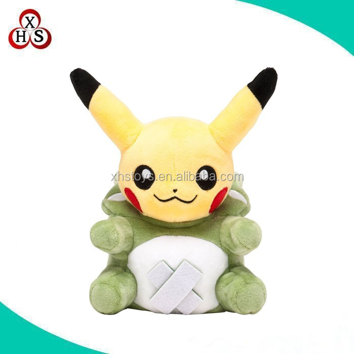 Promotional cheap custom cute Pokemon Stuffed plush soft toy for kids gifts