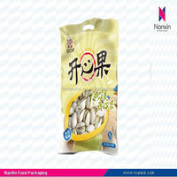 plastic peanuts food packaging bag