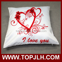 Factory Direct Sell Sublimation Decorative Throw Pillow Case Plain Cushion Cover