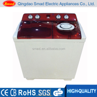 Smad 8KG Double Washing Machine Manual Portable Washer Machine For Homes