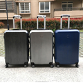 zipper wheel side handle Cabin Luggage mold Travel Bag Hard trolley Luggage