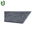 Well-designed car roof non-woven needlepunch fabric mat sheet