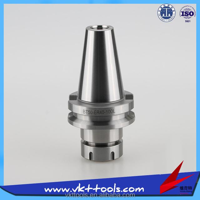 CNC Machine Tool in Milling BT50 ER16 Collet Chuck Holder ----BT50-ER16-70-----VKT