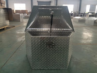 Diamond Checker Plate Trailer Toolbox HF-844