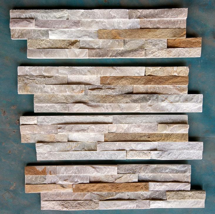 Naturschiefer kultur stein furnier kultur stein wandpaneele 600x150mm f r wand schiefer produkt - Wandpaneele stein ...