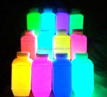 Luminous Fluorescent Ink