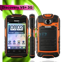 3G smartphone Discovery V5+ 3.5inch Dual Core waterproof mobile phone