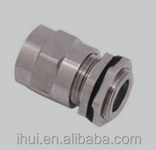 ATEX approve CT-KD single sealed non-armored steel pipe layout explosion-proof cable gland