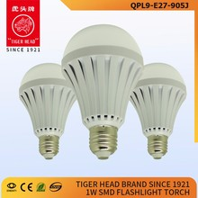 E27 220v Factory price Good quality Energy-saving popular elevator led portable intelligent cool white emergency led bulb light