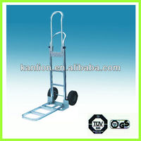 U-loop Aluminum Hand Truck Warehouse Equipment GZT150A-1