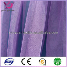 Recycled polyester spandex fabric for women leisure wear