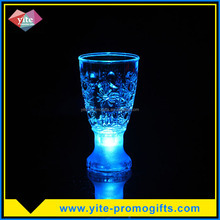Wholesale custom flash led Luminous cup flashing drink beer cup