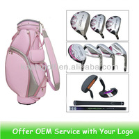 Women golf clubs for sale,lady golf set