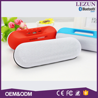 Portable home audio wireless live sound bluetooth subwoofer speaker