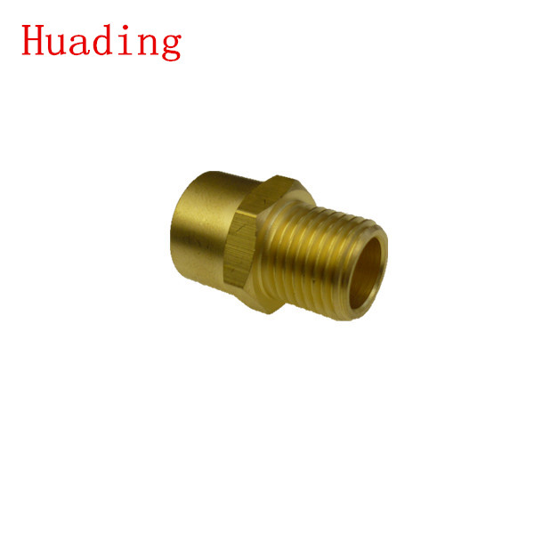 brass extension ,male thread :1/8'-3/4',female thread 1/8'-3/4' ,extention fitting