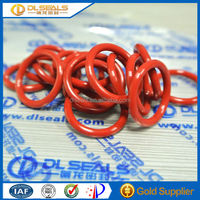 Heat resistant wholesale soft 30A silicone o ring