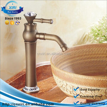 Basin Mixer Tap hot and cold Faucet 360 Swivel Spout Single handle hot and cold mixer tap AF1015