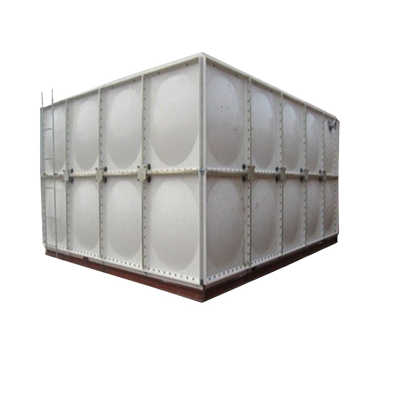 Large Volume GRP Modular Panel Water Tank