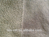 RR062 factory price waterproof warm TPU polar pleece fabric