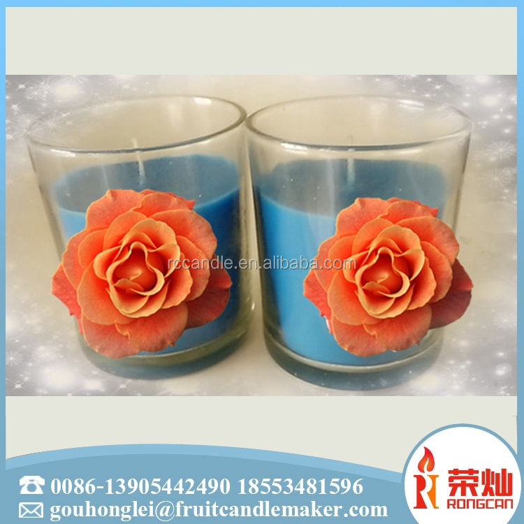 Wholesale religious church votive buddhist candle butter lamp