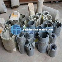 All the kinds ! HF diamond core drill bits for hard rock