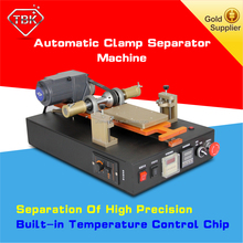 Factory sales TBK brand Suction Automatic lcd touch screen glass separator machine