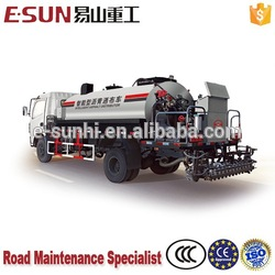 CLYJ-LA4*4 Portable asphalt recycling heater