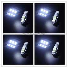 High Lumen 1206 SMD LED Light T10 W5W Lighting Bulb