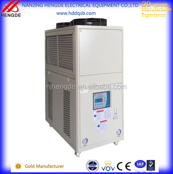 5Usrt Brandnew air cooled chiller
