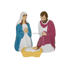 custom make plastic christmas nativity figure set, Customized plastic pvc nativity figure
