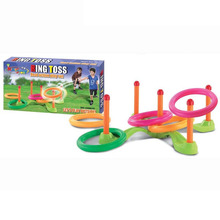 Best selling kids plastic ring throwing toy