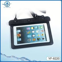 mult-color tablet waterproof case sleeve dry pouch bag