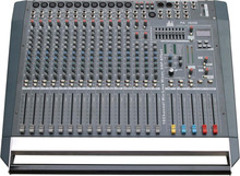 professional audio system sound mixer with effect and EQ for large live concert PA16-06